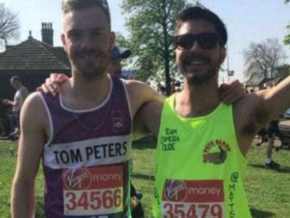 Antigo participante no MasterChef morreu na maratona de Londres