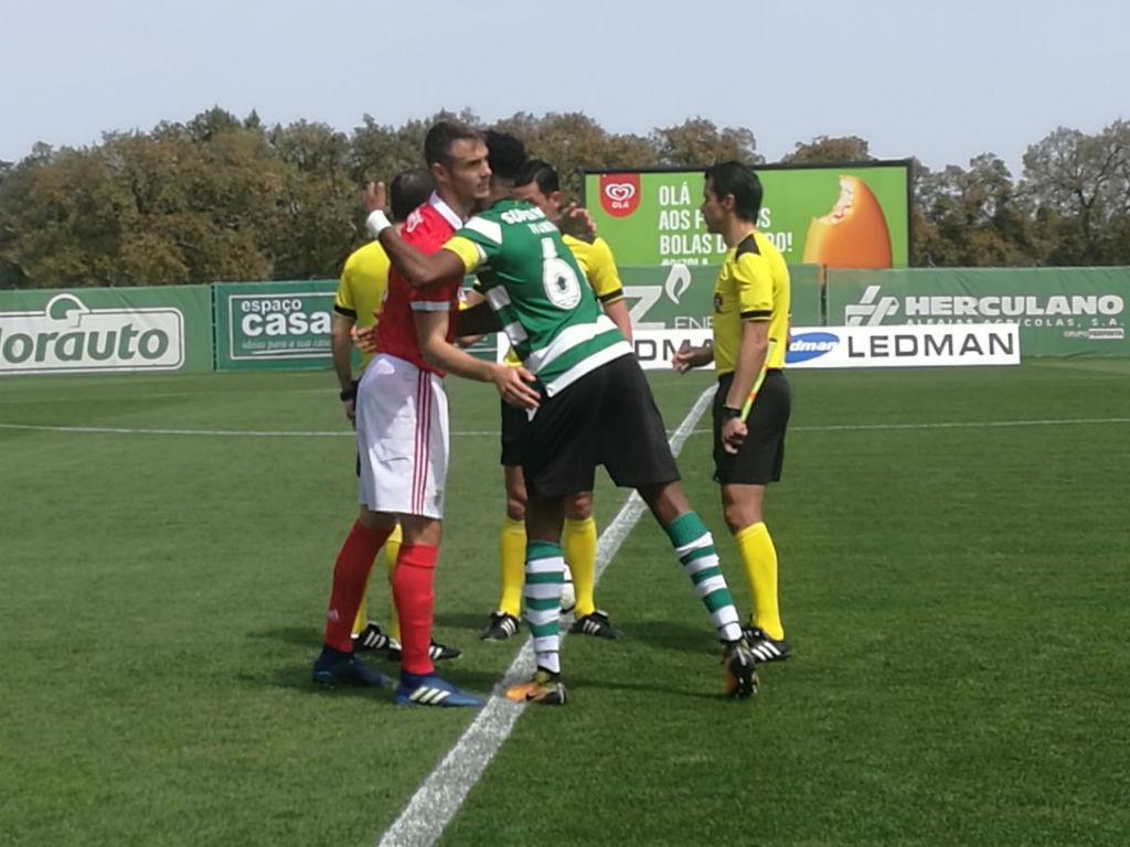 Benfica B vence em Alcochete e complica permanência ao Sporting