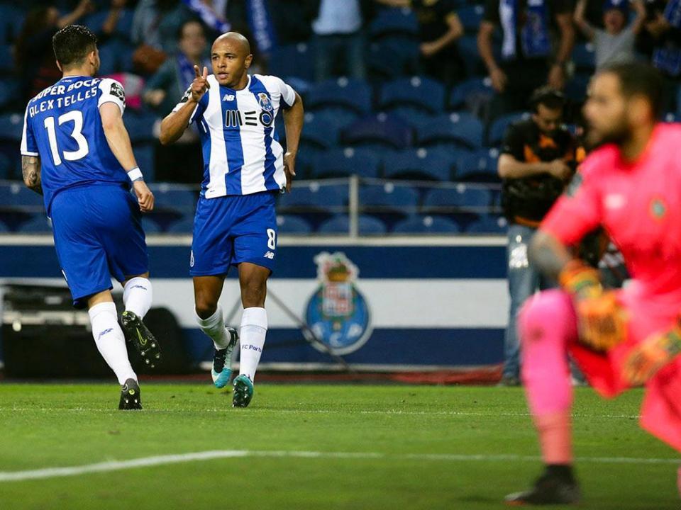 FC Porto-V. Setúbal, 5-1 (crónica)