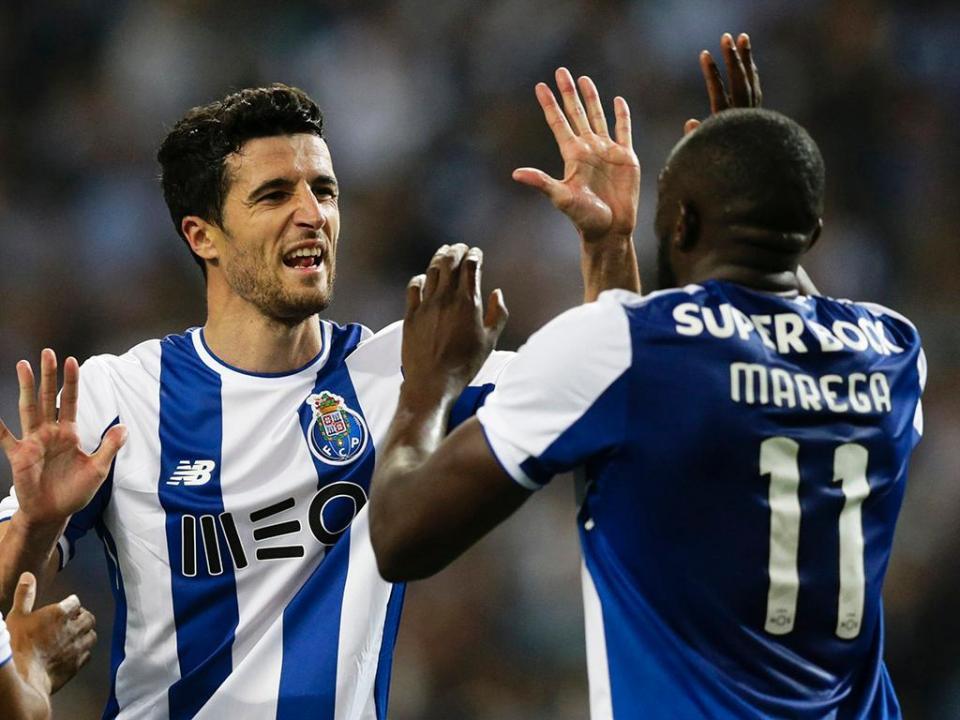 Marcano: «Acho que o FC Porto vai sentir muito a falta de Marega»