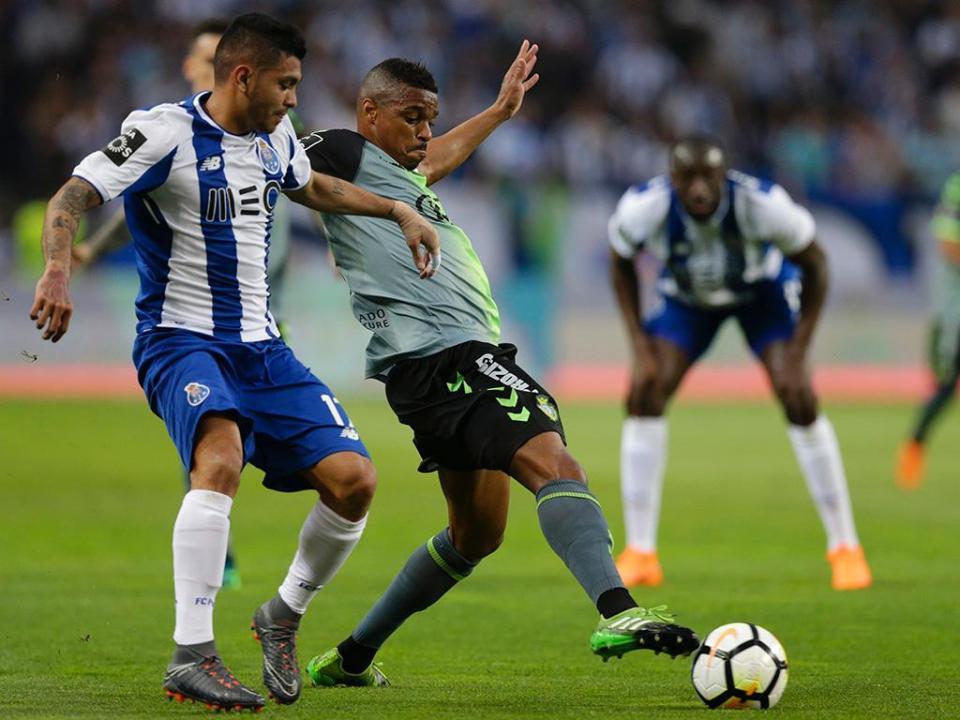 VÍDEO: o resumo da goleada do FC Porto ao V. Setúbal