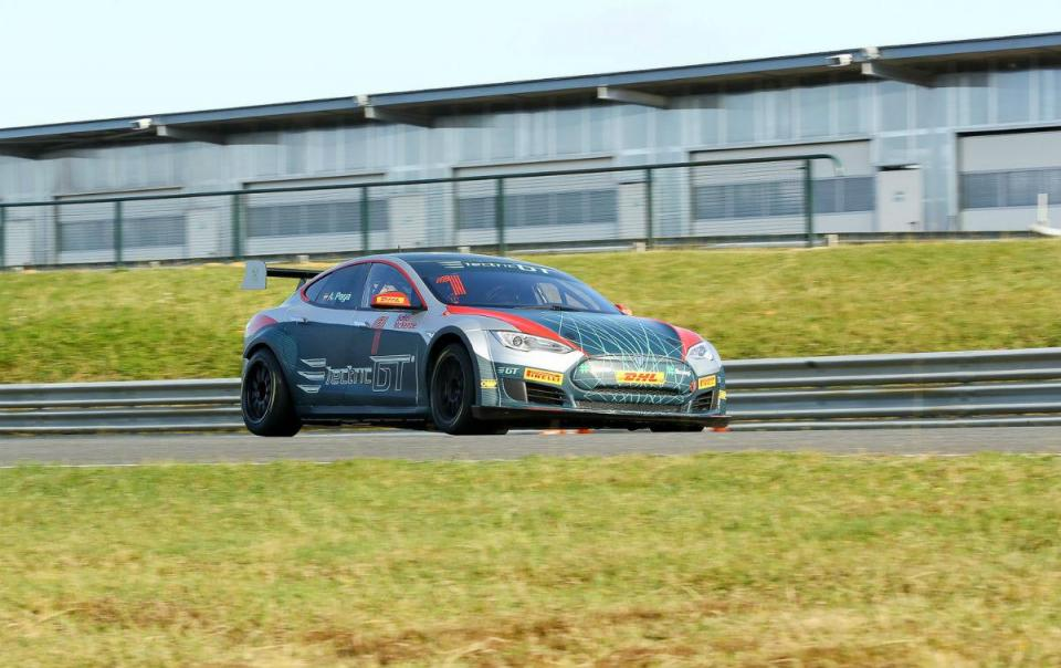 Portugal recebe em 2019 o Electric GT Championship