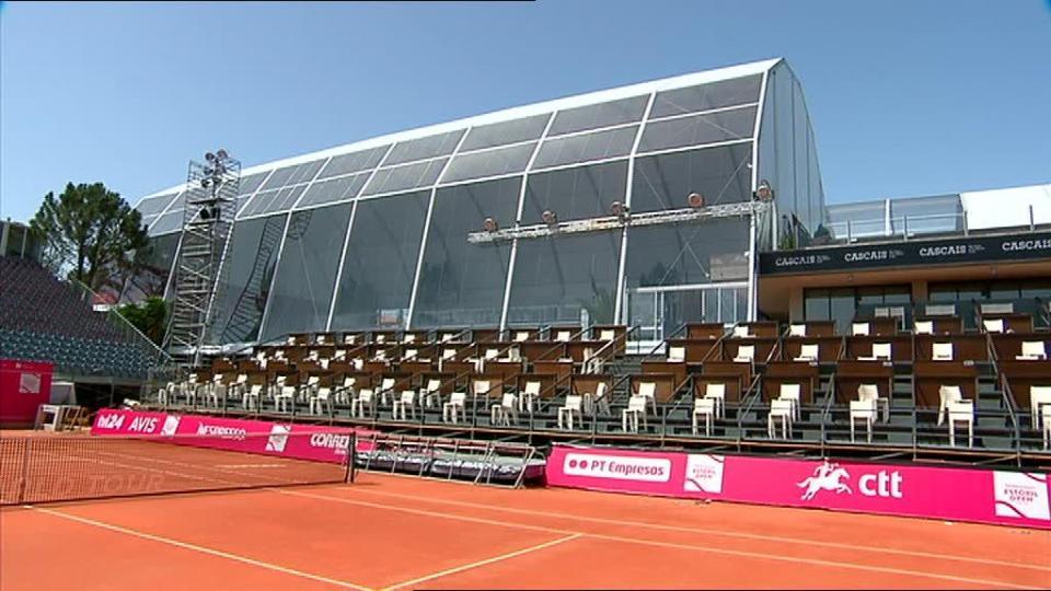 Estoril Open: Sitak/Koolhof na final de pares