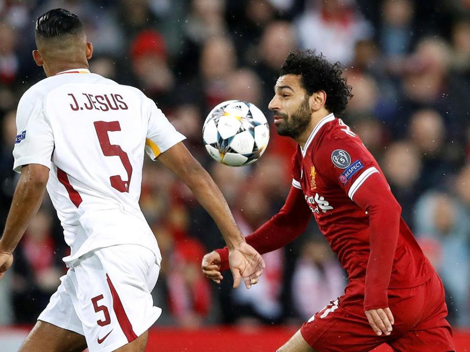 «Salah treina a 20 por cento porque tem medo de lesionar-se»