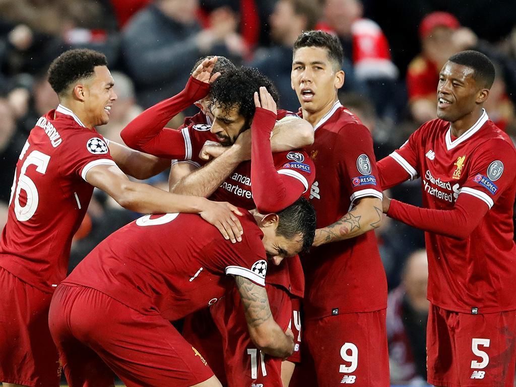 LC: um português nos convocados do Liverpool para a visita a Roma
