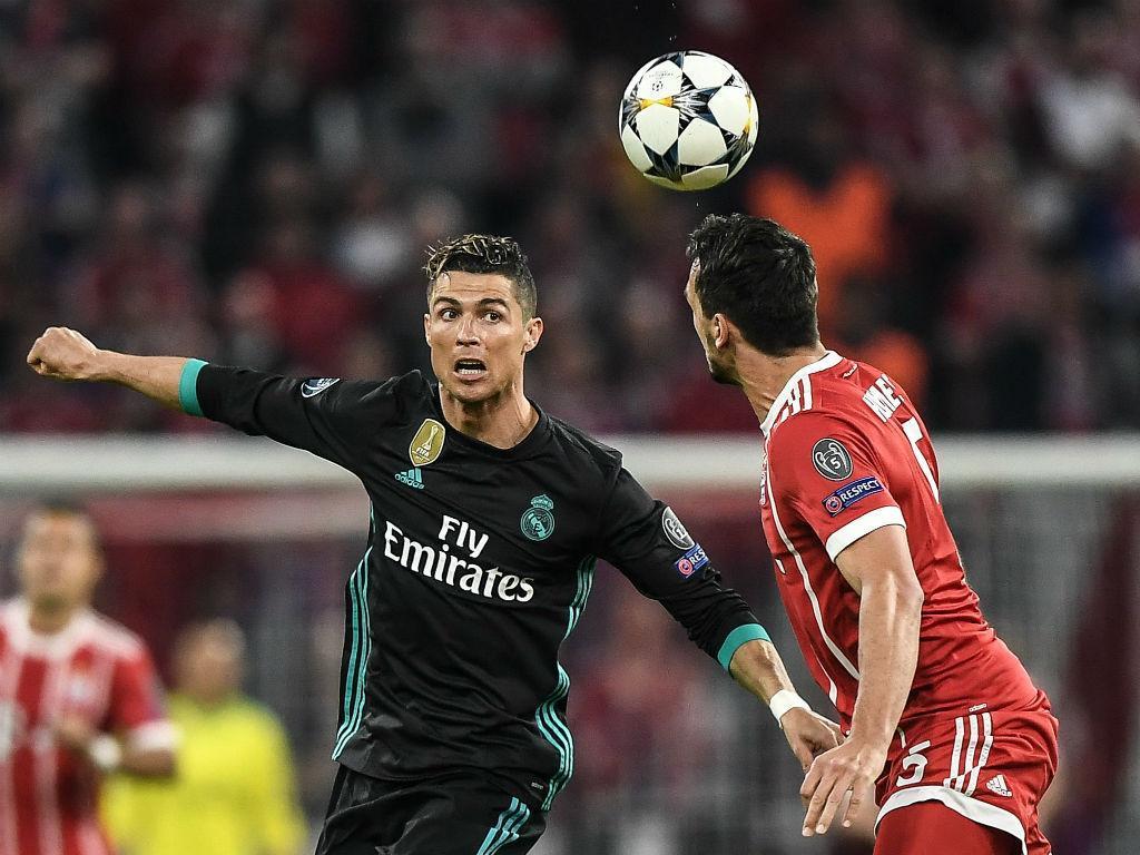 A primeira noite de Ronaldo em branco tirou o recorde a Casillas