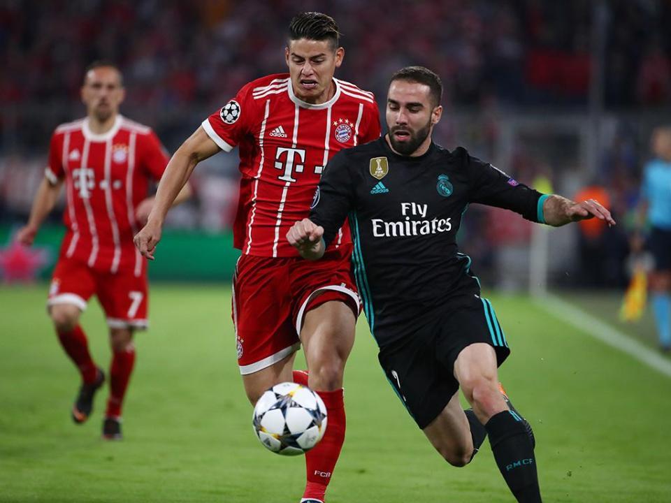«James Rodriguez vai ficar no Bayern Munique»