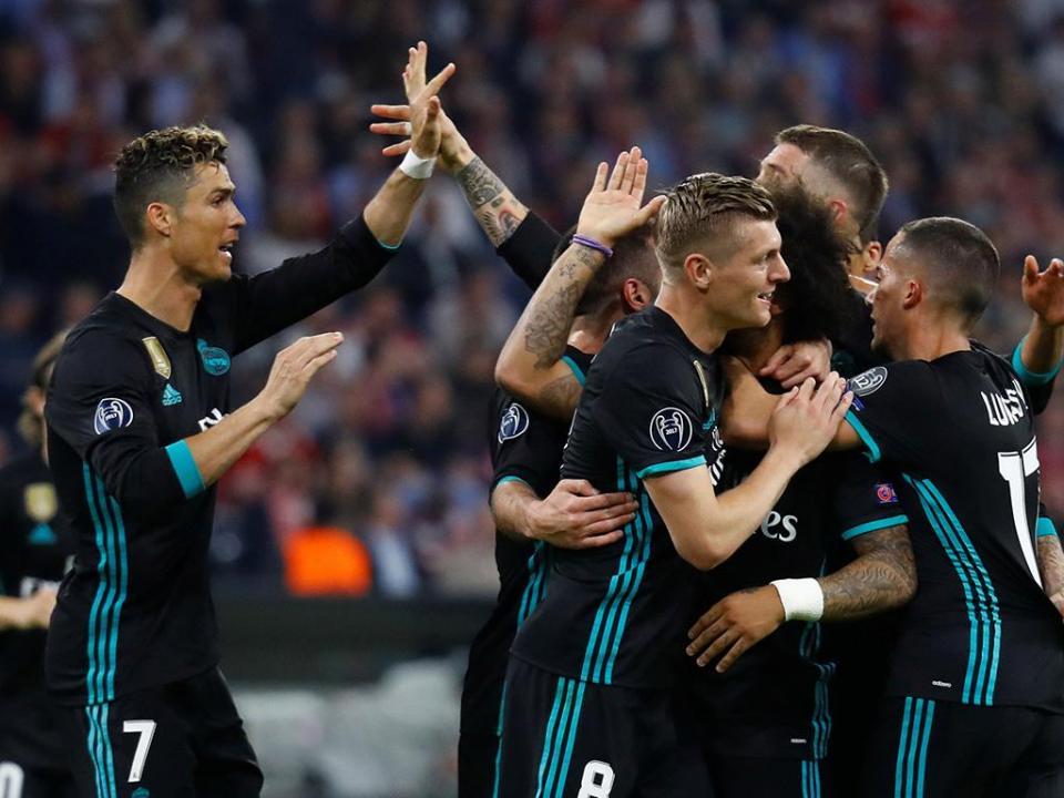 Real Madrid vence Leganés em serviços mínimos