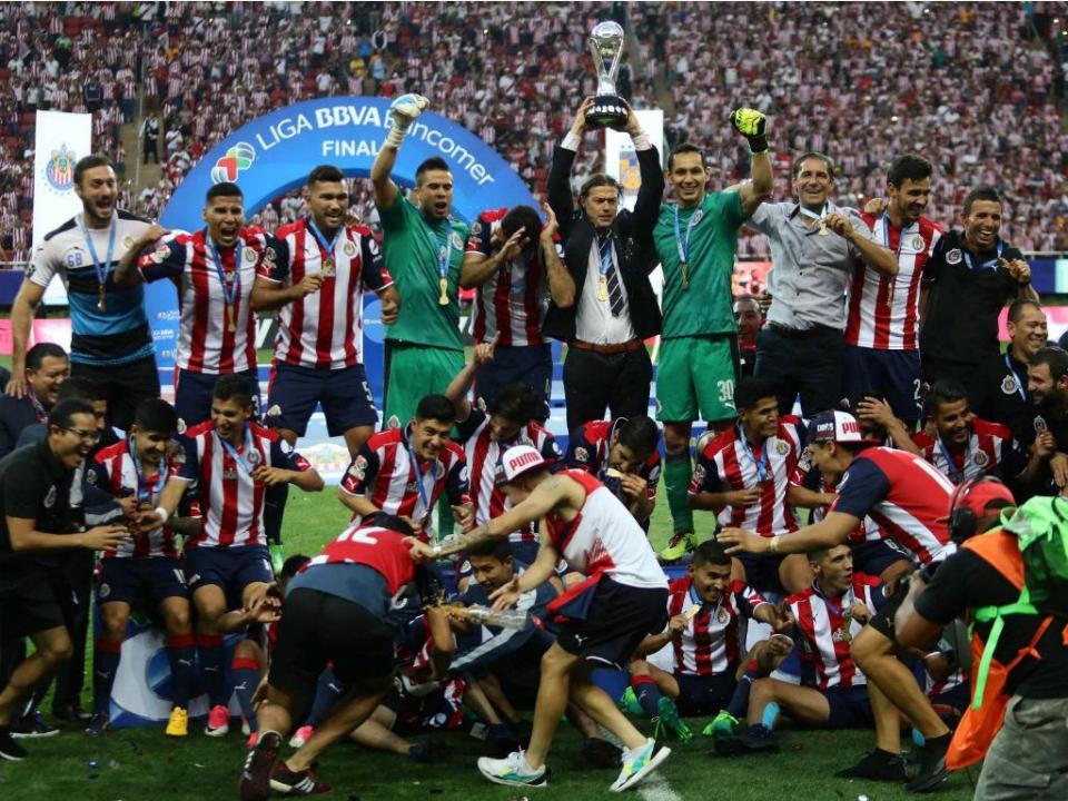Chivas vence Liga dos Campeões da CONCACAF nos penáltis