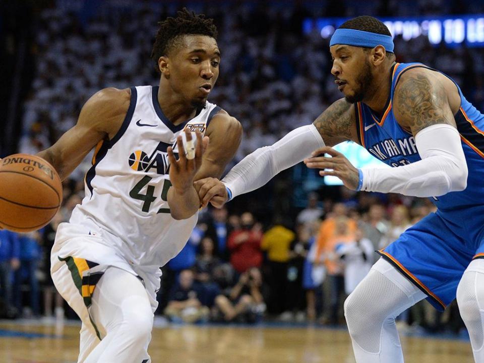 NBA: Utah Jazz nas meias-finais dos play-offs