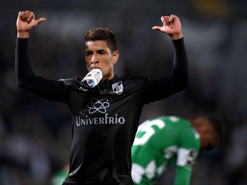 V. Guimarães-Moreirense, 1-0 (destaques)