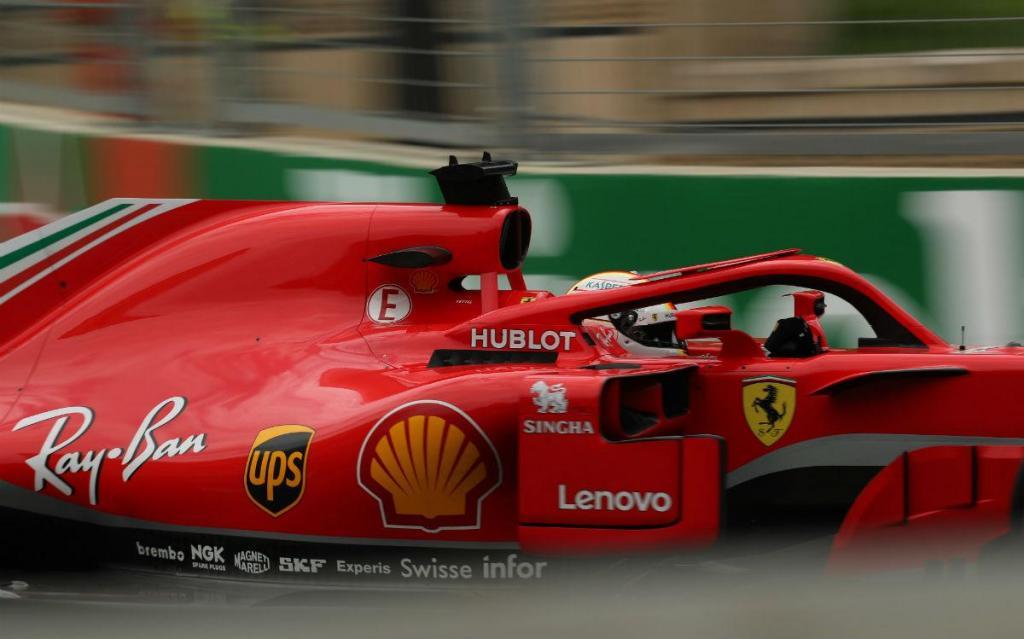 Vídeo: veja a volta com que Vettel obteve a pole em Baku