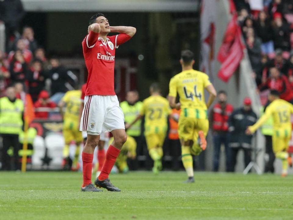Raúl Jiménez: «Derrota difícil para todos, estamos habituados a ganhar»