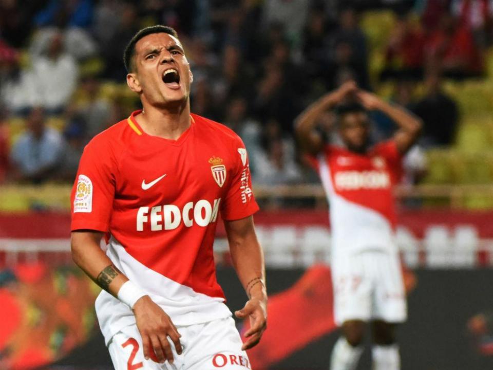 Rony Lopes marca mas Mónaco perde com o Hamburgo
