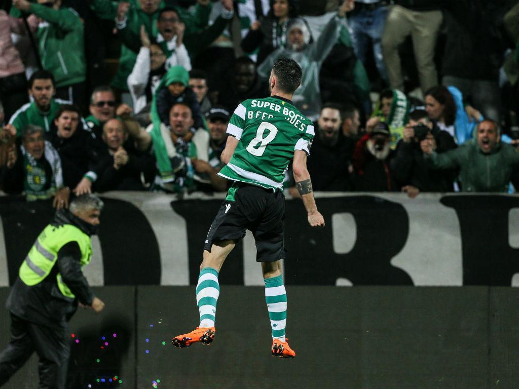 Portimonense-Sporting, 1-2 (destaques)