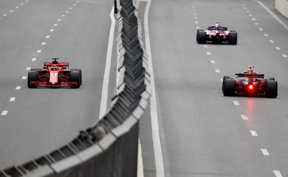 F1 aprova alterações aerodinâmicas para mais ultrapassagens em 2019