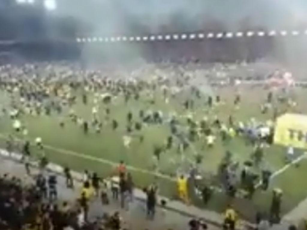 VÍDEO: a incrível festa do título do Young Boys na Suíça