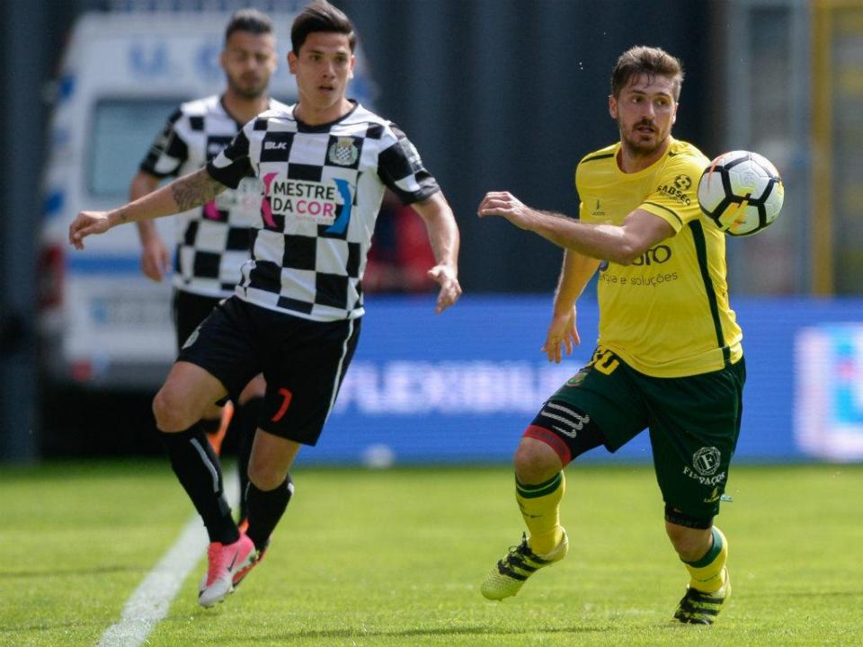 Boavista-P. Ferreira, 1-0 (resultado final)