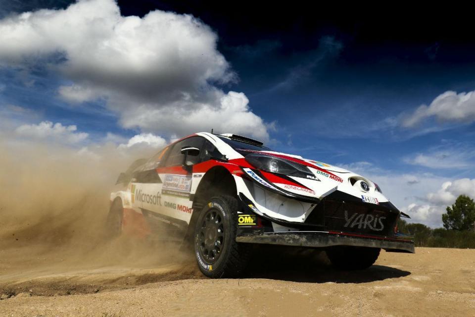 WRC: Ott Tänak vence o Rali da Argentina