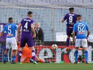 Fiorentina-Nápoles (reuters)