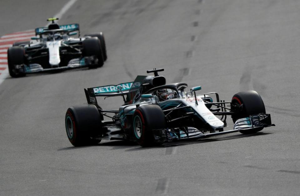 GP da Áustria: Mercedes entram a mandar com a Red Bull atrás