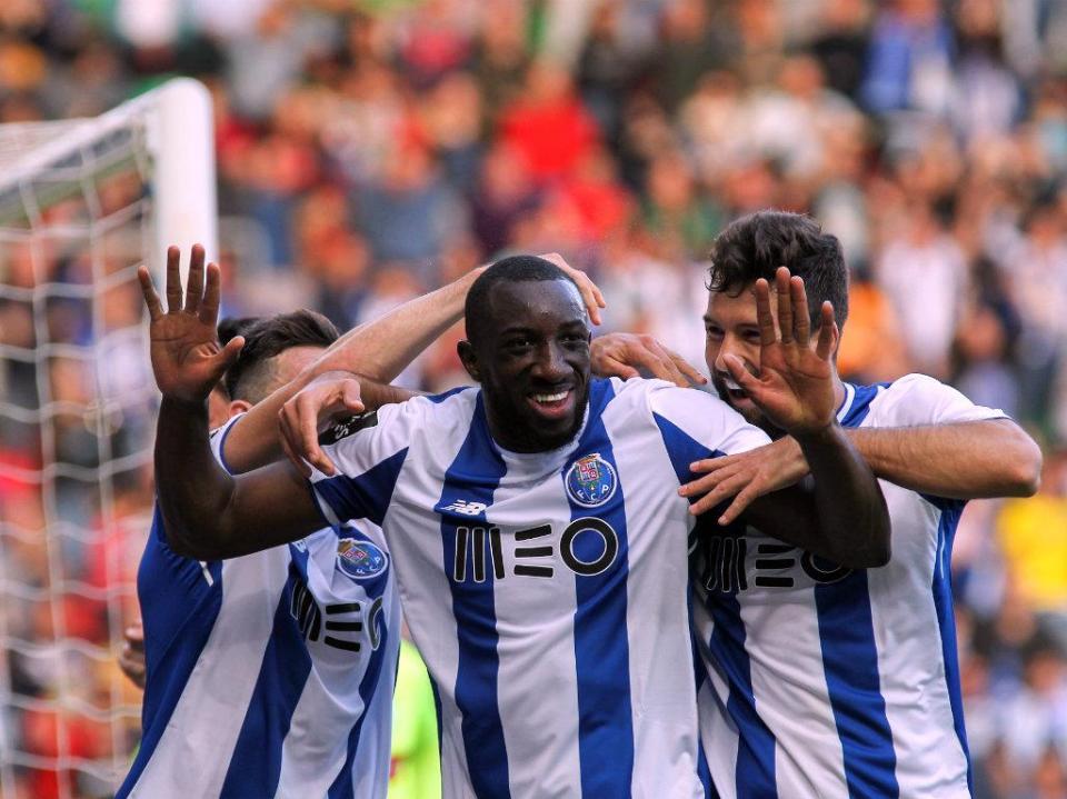 West Ham e FC Porto não chegaram a acordo por Marega