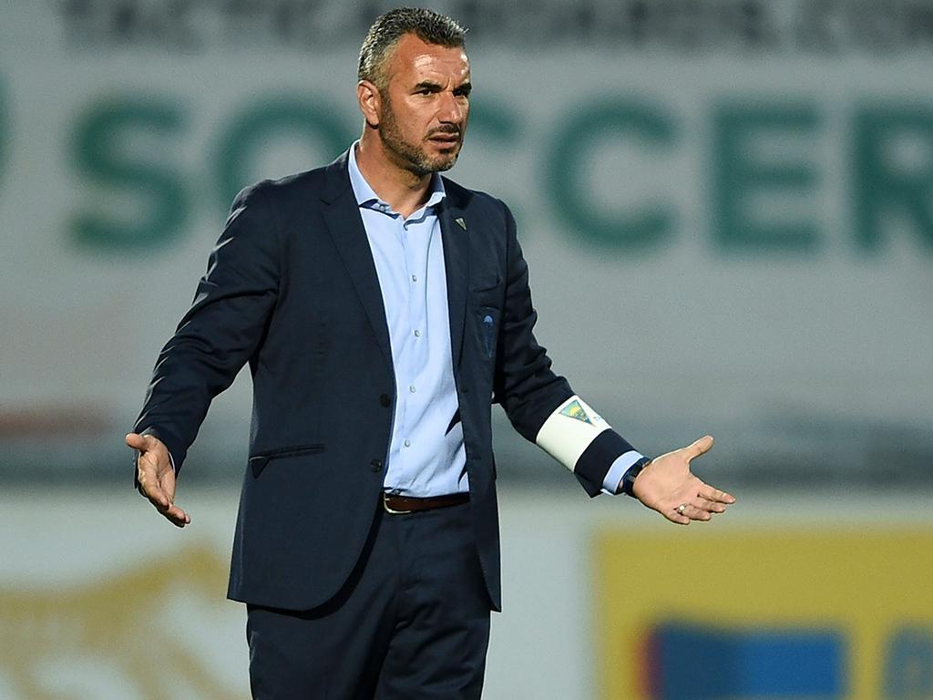 Ivo Vieira: «Os jogadores foram grandes e a vitória foi justa»