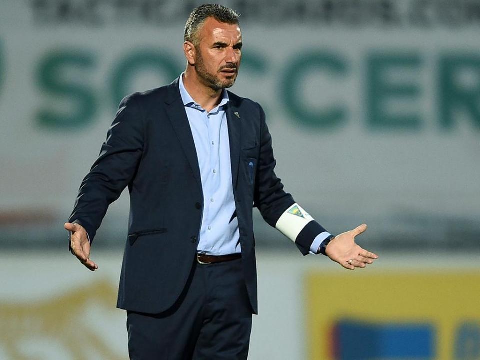 OFICIAL: Ivo Vieira é o treinador do Moreirense