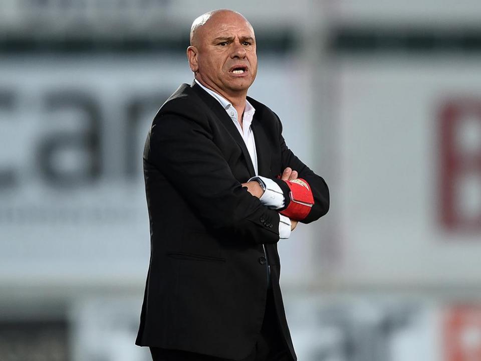 José Mota: «Vou fazer alterações em relação à equipa base»