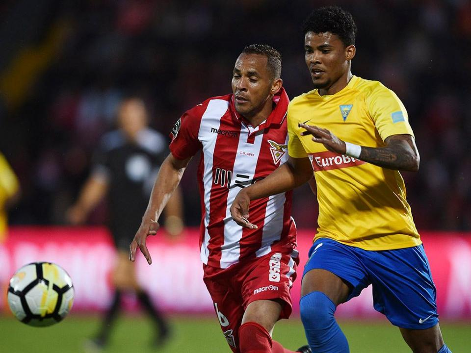 Sp. Braga: negociações adiantadas para garantir Ailton