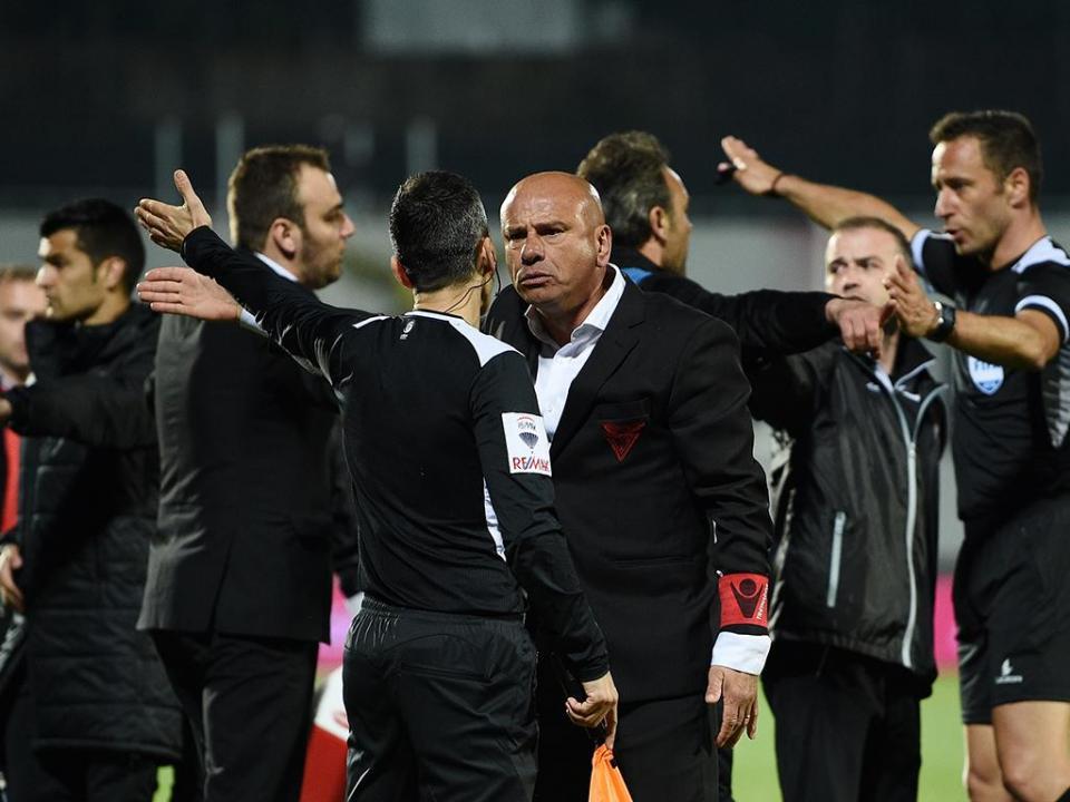 José Mota: «Queremos e vamos ficar na história deste clube»