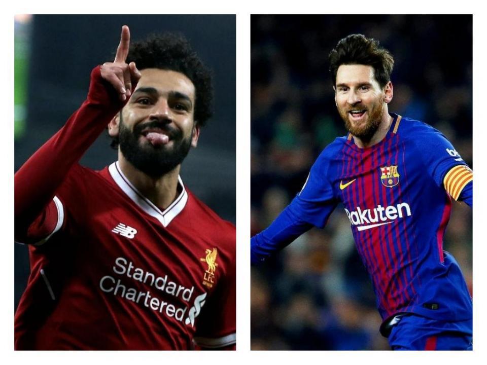 Messi e Salah taco a taco na Bota de Ouro: veja o que falta jogar