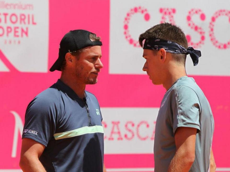 Estoril Open: Minaur não vai esquecer o dia em que jogou ao lado de Hewitt