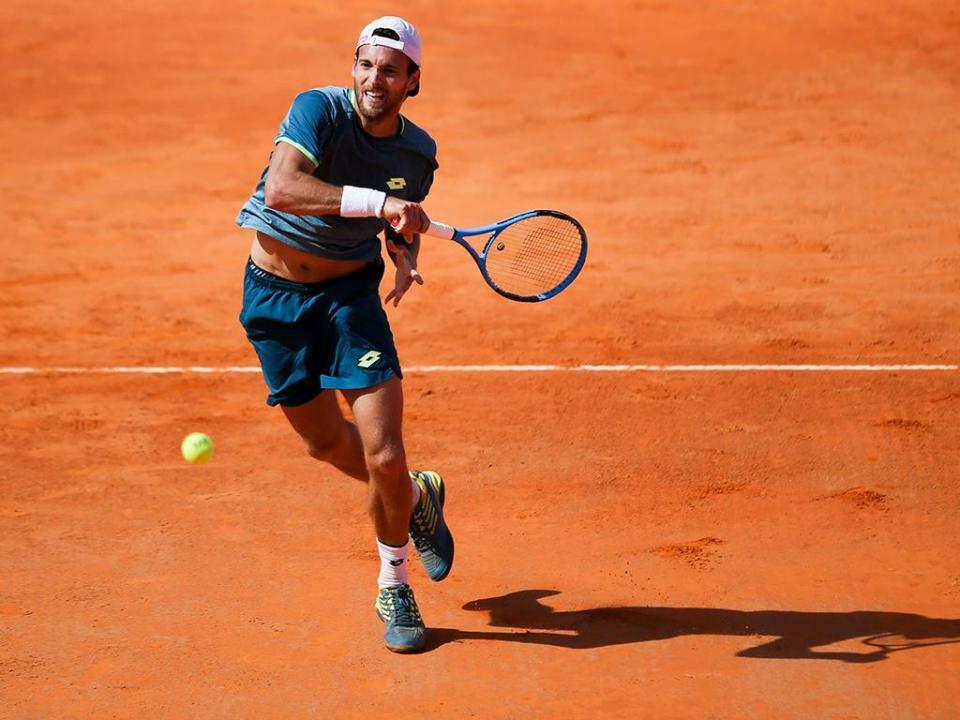 João Sousa quer manter bom nível para chegar longe em Roland Garros