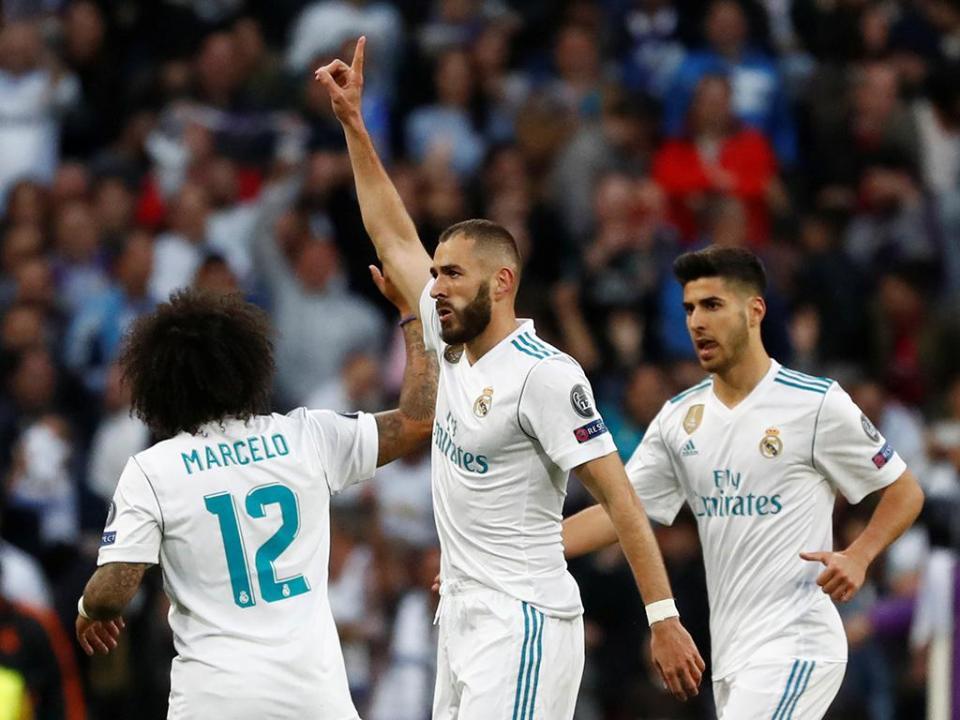Benzema «orgulhoso» com nove anos no Real Madrid