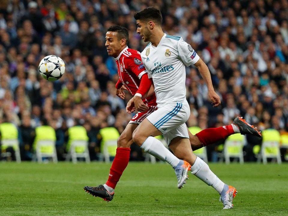 Empresário de Asensio assegura que o espanhol «fica no Real Madrid»