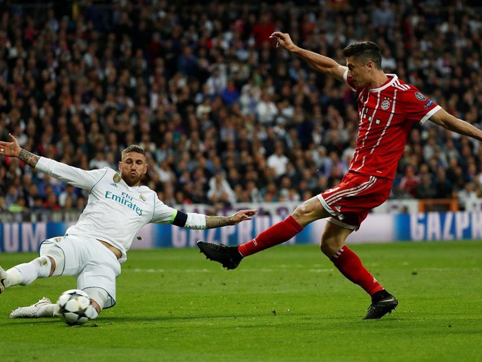 Bayern Munique garante: «Lewandowski não vai sair»