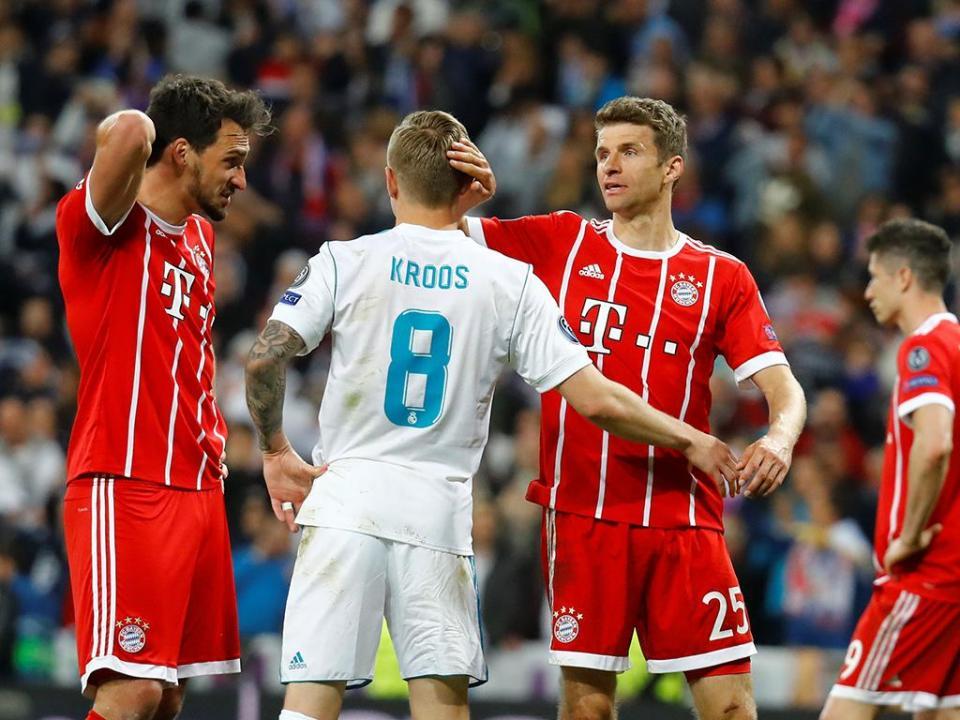 Kroos: «Na final temos de defender um bocadinho melhor»
