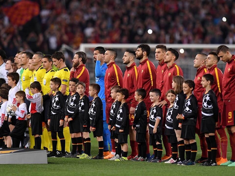 UEFA suspende dono da Roma: considerou árbitro «uma anedota»
