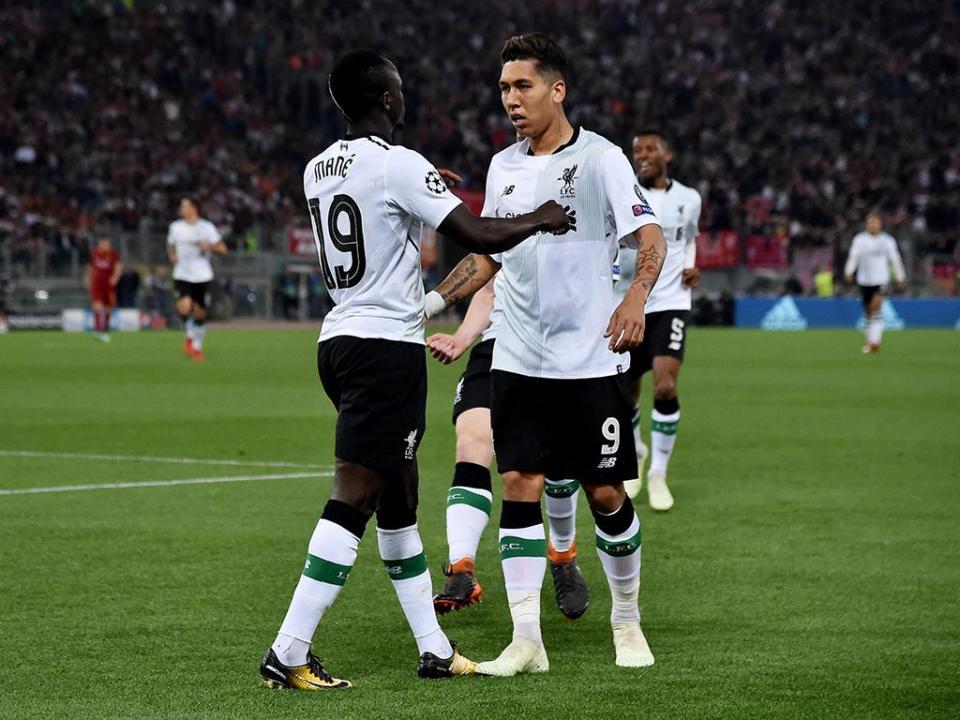 Liverpool na final da Liga dos Campeões