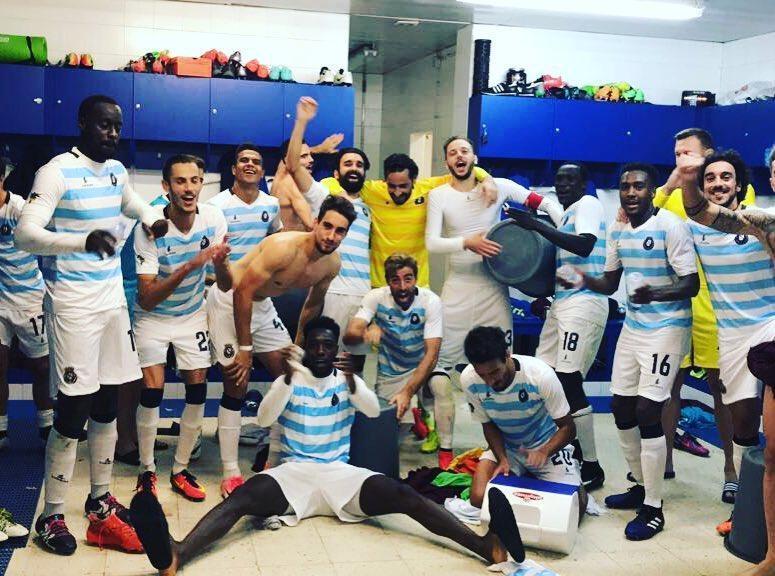 Felgueiras apresenta-se aos sócios com empate frente ao V. Guimarães B