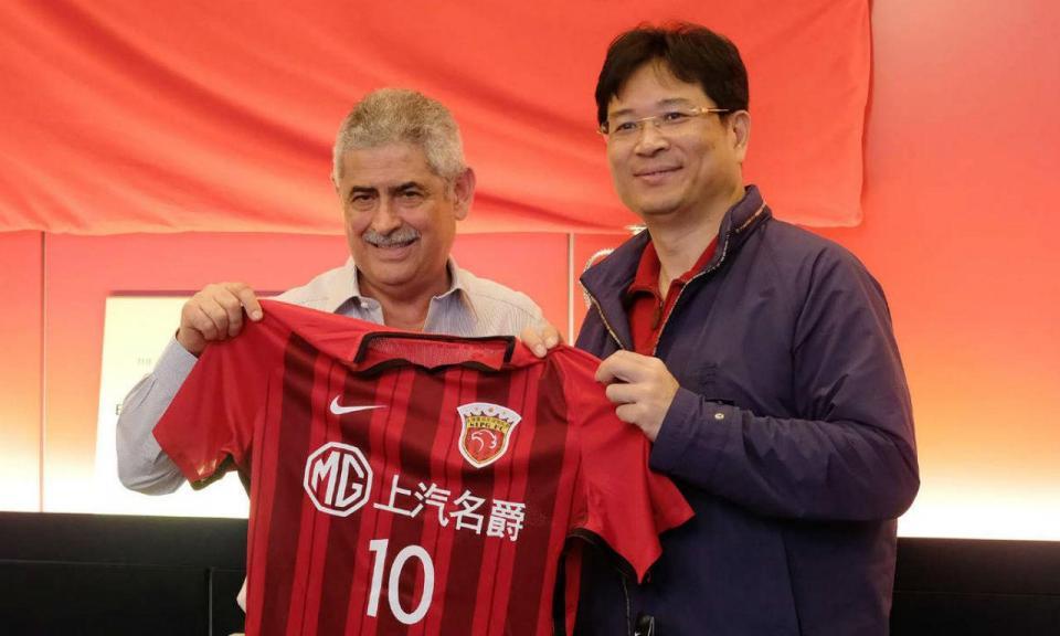Benfica recebe Shanghai SIPG em tour europeia
