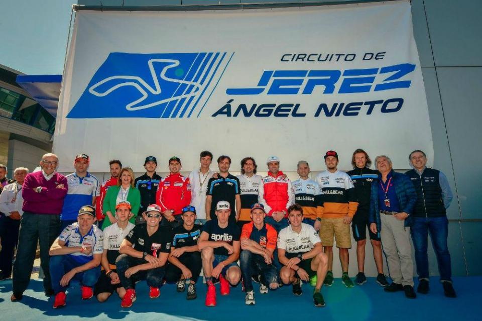 MotoGP: Circuito de Jerez recebe nome de Ángel Nieto