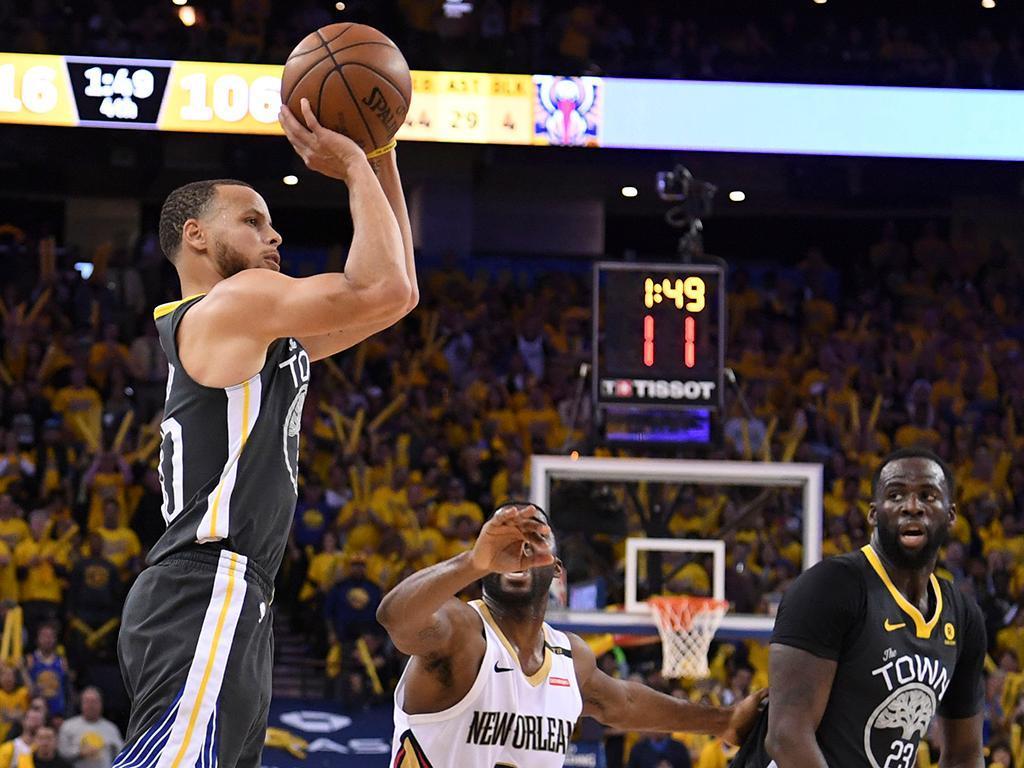 NBA: Rockets e Warriors a um passo das finais