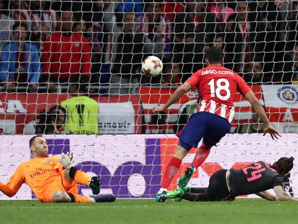 Atlético de Madrid está na final da Liga Europa