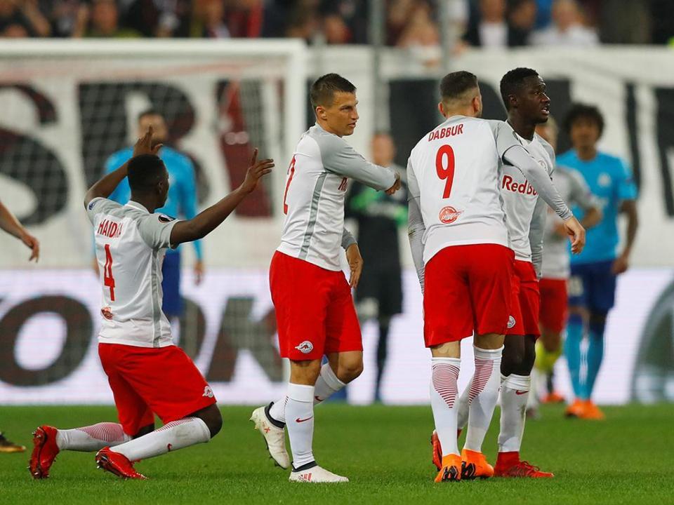 Golo de Rolando leva Marselha à final da Liga Europa