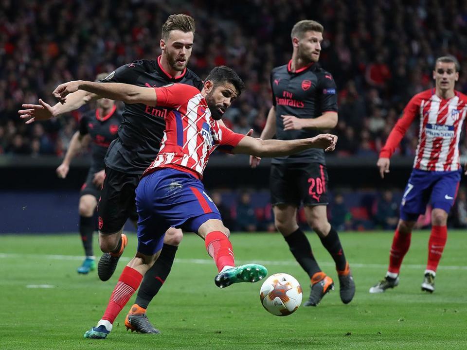 Espanha: At. Madrid perde em casa e pode perder terreno para o Real