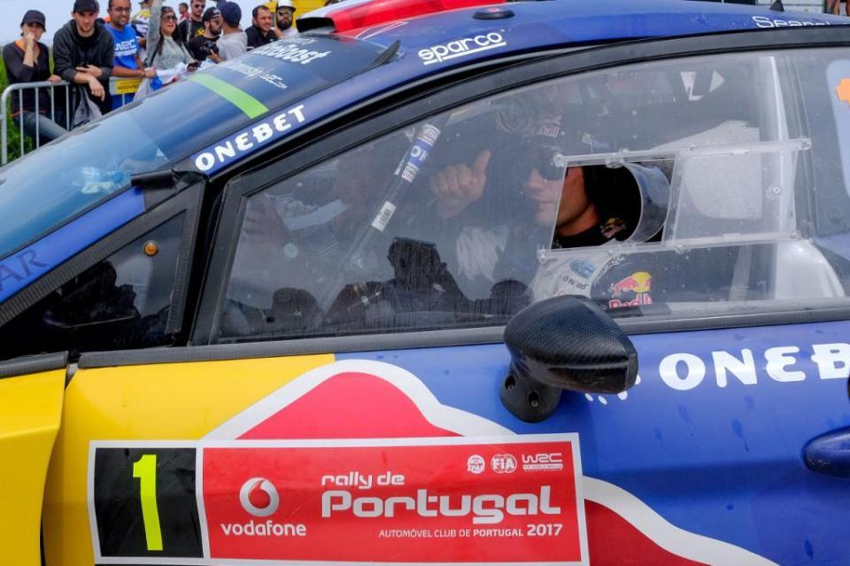 Rali de Portugal apresentado com 89 inscritos