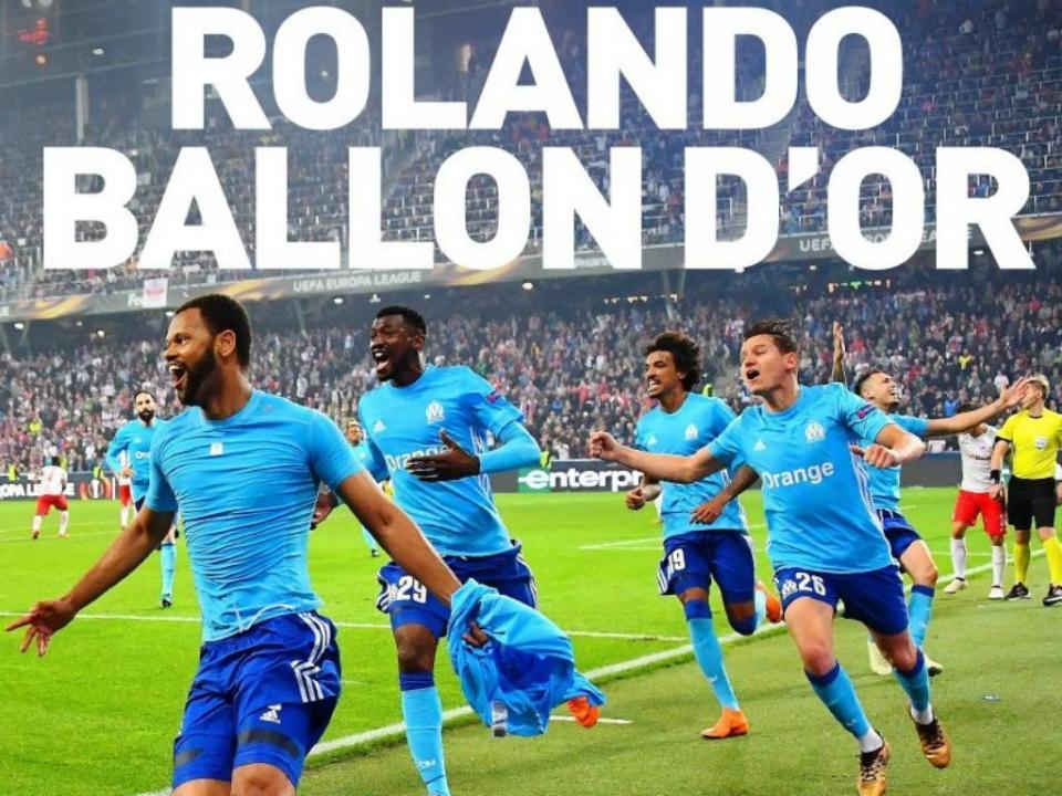 L'Équipe «pede» Bola de Ouro para Rolando