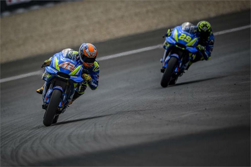 MotoGP: Suzuki à beira de perder as concessões